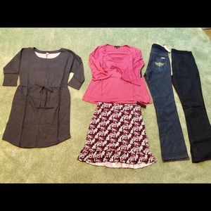 Maternity Medium Clothing Lot - All New